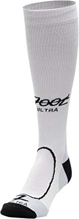 Zoot Men's ULTRA COMPRESSRx M SOCK WHITE 4