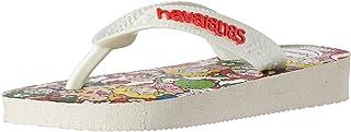 Havaianas Kids Mario Bros Sandal White bra 25/26