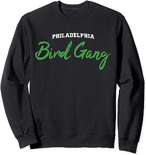 Bird Gang Distressed Vintage Eagle Philadelphia Sports Fan Sweatshirt