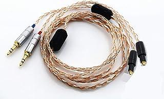Yodonami PHA-3バランスケーブル SRH1540 SRH1840 SRH1440 に対応 アップグレードケーブル 交換ヘッドホンケーブル (1.5m)