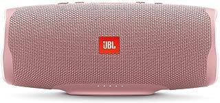 JBL Charge 4 Portable Waterproof Bluetooth Speaker - Pink