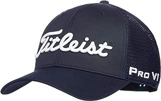 Titleist Men's Tour Performance Mesh Golf Hat