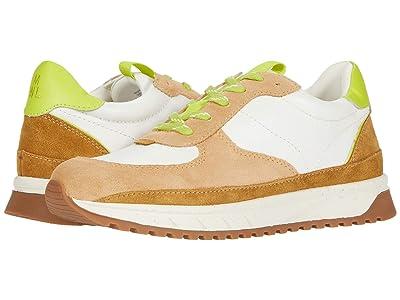 Madewell Trainer Sneaker (Luminary Citron Multi Neon) Women