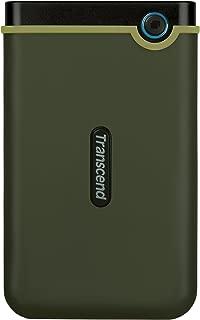 Transcend 2TB USB 3.1 Gen 1 StoreJet 25M3G SJ25M3G Rugged External Hard Drive TS2TSJ25M3G