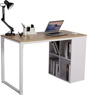 WOLTU Mesa Escritorio de Computadora Mesa de Oficina Mesa de