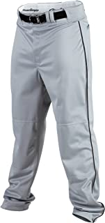 Youth Premium Baseball/Softball Semi-Relaxed Fit Piped Pants