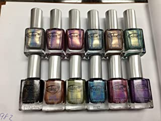 Color Club Halo Hues 12 Pieces Collection New.
