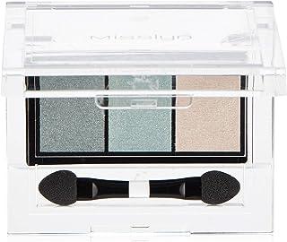 Misslyn High Shine Trio Eyeshadow No. 65 Turquoise and Cream