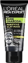 L'Oréal Paris Men Expert Pure Charcoal Purifying Clay Mask 50ml