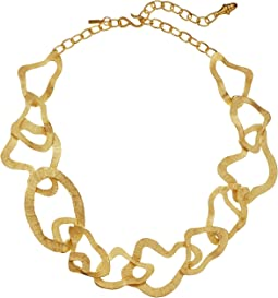 Wavy Link Necklace