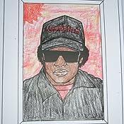 Gangsta Rap Coloring Book Morano Anthony Aye Jay 9780867196047 Amazon Com Books