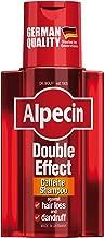 Alpecin Double-Effect Caffeine Shampoo, Against Hair Loss In Men, 200 ml