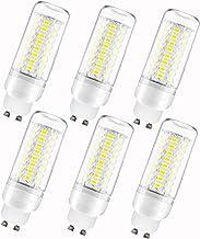 GU10 12W Classic Shape LED Corn Light Bulbs 1200LM Equivalent to 100W-120W Incandescent Cool White 6000K AC110V 230V Not D...