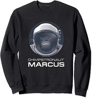 Netflix Space Force Chimpstronaut Marcus Sweatshirt