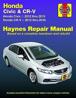 Best honda crv 2012 manual Reviews