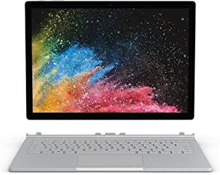 Microsoft Surface Book 2 Windows®-Tablet / 2-in-1 33 cm (13 Zoll) 256 GB Wi-Fi plata Intel Core i