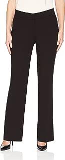 Amazon Brand - Lark & Ro Women's Bootcut Trouser Pant: Curvy Fit