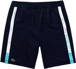 Navy Blue/White/Haiti Blue