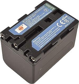 DSTE NP-FM70 NP-QM71 NP-QM71D Compatible con Sony DCR-PC115 DCR-PC120 DCR-PC330 DCR-TRV25 DCR-TRV27 DCR-TRV30 DCR-TRV33 DCR-TRV38 DCR-TRV39 DCR-TRV50