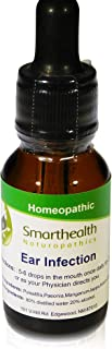 Chronic Earache. Oral Homeopathic Drops.Earache Relief.for Infants,Babies,Kids and Young Adults.