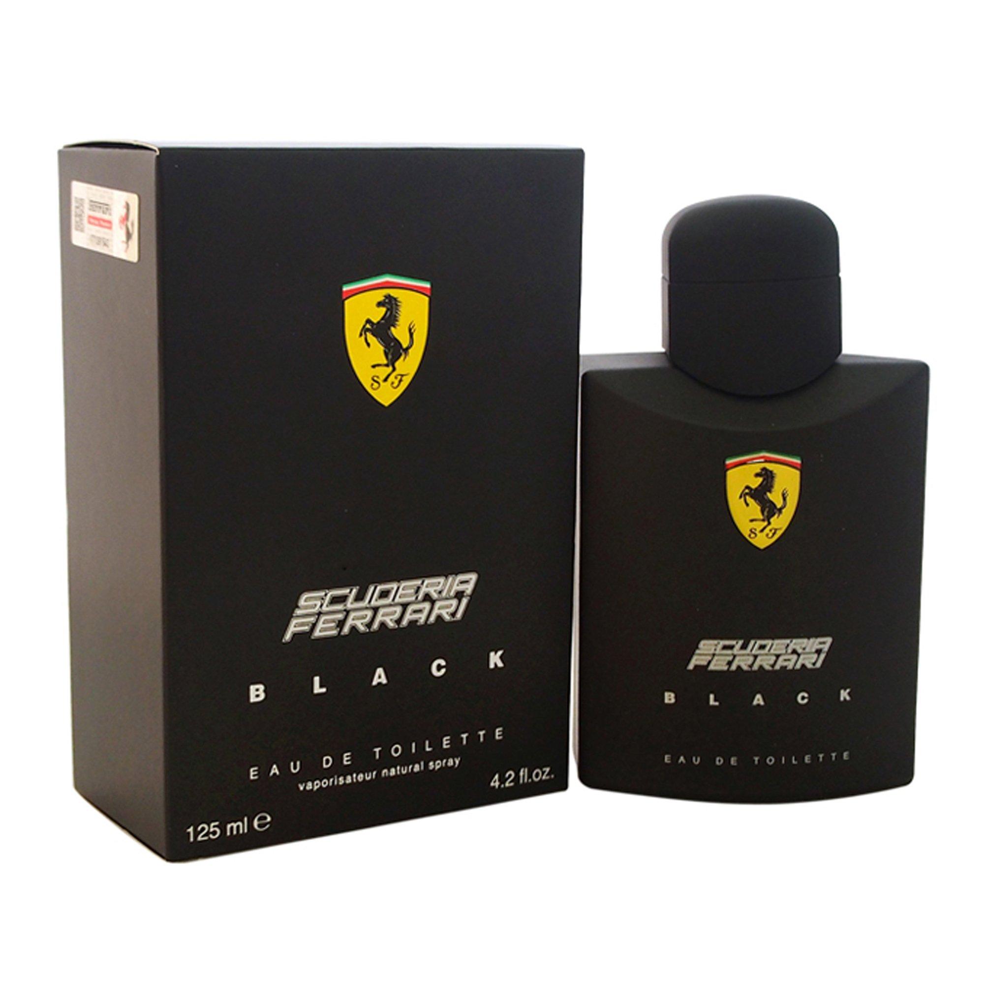 Ferrari Scuderia Black Toilette Spray