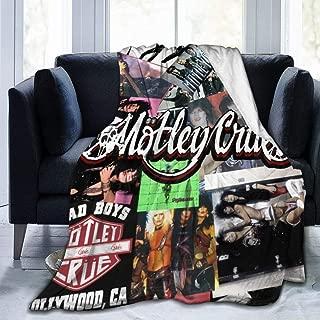 motley crue blanket
