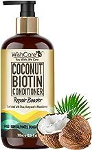 WishCare®️ Coconut Biotin Conditioner - Repair Booster - No Parabens, Sulphates & Silicones - 300 Ml