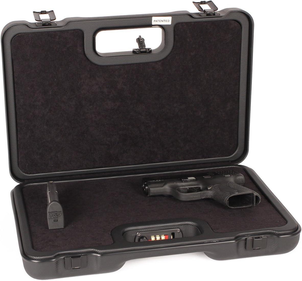 Indianapolis Mall Negrini Cases 2023UTS Cheap SALE Start 4839 Handgun 1 Case Black Gun