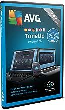 AVG TuneUp 2020 | Dispositivos Ilimitados | 1 Año | En Caja