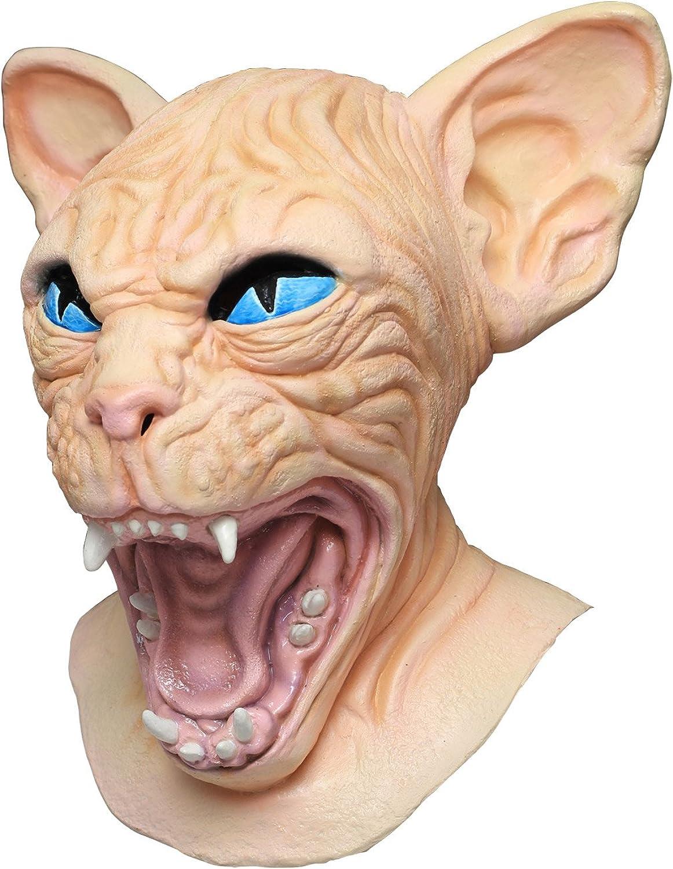 Generique - Maske besessene Katze B013V594AW Einzigartig  | Qualität und Verbraucher an erster Stelle
