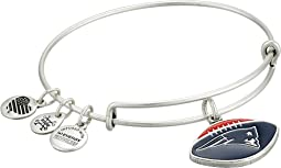 Color Infusion New England Patriots Football II Bangle