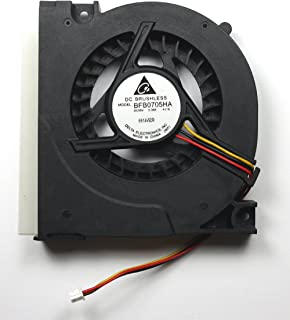 Power4Laptops Replacement Laptop Fan Compatible with Asus A7C