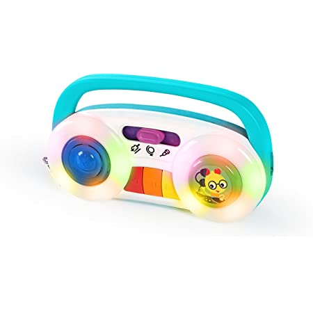 Baby Einstein Toddler Jams Musical Toy, 12 months Plus
