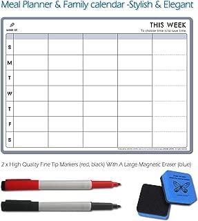 Best weekly planner board Reviews