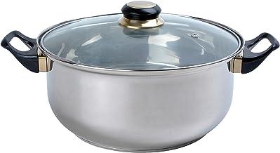 Aramco Alpine Gourmet Dutch Oven, 2 quart, Stainless Steel