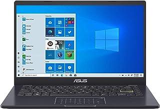 Asus Laptop E410MA-EK942TS ,Intel Cel-N4020 Processor , 4GB DDR4 RAM , 64 SSD Memory, Shared , Win10 , Peacock Blue