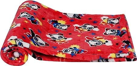 My NewBorn Baby Softy Fleece Blanket/Wrapper/Sleeping Sheet (Cream-SoftySpread)