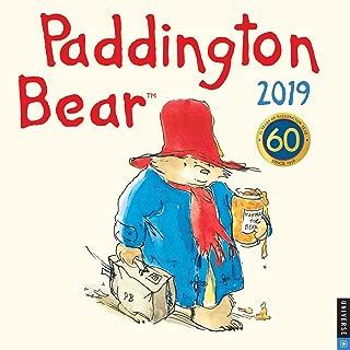 Best paddington bear 2019 wall calendar Reviews