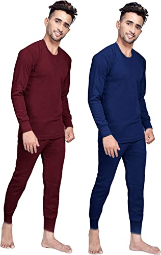 Men s Thermal Wear Set Top Lower Pack Of 2