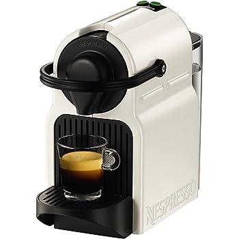 Krups YY1530FD Independiente Totalmente automática Máquina de café en cápsulas 0.7L 1tazas Negro, Color blanco - Cafetera (Independiente, Máquina de café en cápsulas, 0,7 L, Cápsula de café, Negro, Blanco): Amazon.es: Hogar