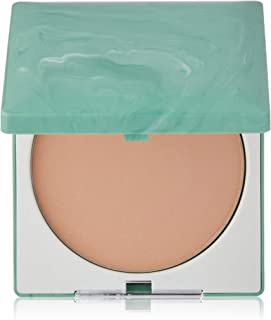 Clinique Stay-Matte Sheer Pressed Powder for Women, 03 Stay Beige, 7.6g