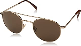 Fossil Unisex Adults' FOS 3069/S Sunglasses, Brown (Gold HAVN), 51