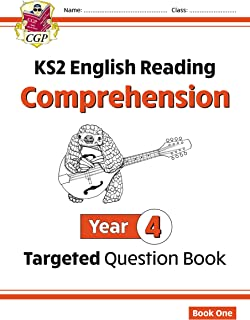 KS2 English Targeted Question Book: Year 4 Comprehension - Book 1