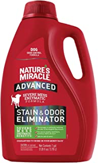 Nature's Miracle Advanced Stain & Odor Removers for Dog