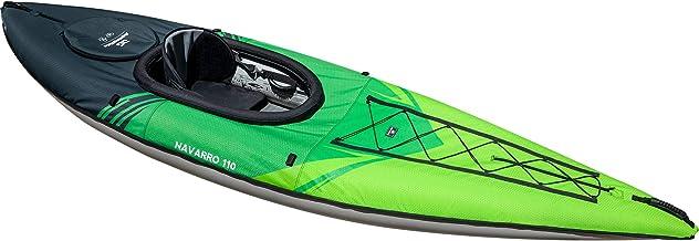 Aquaglide Unisex's Navarro 110 Kayak, Green