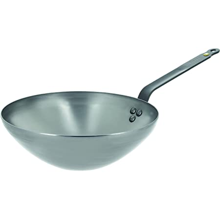 DE BUYER -5618.28 -wok mineral b ø28cm
