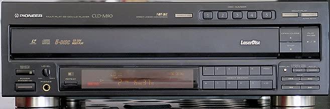 Pioneer CLD-M90 Laserdisc Player / 5-CD Changer