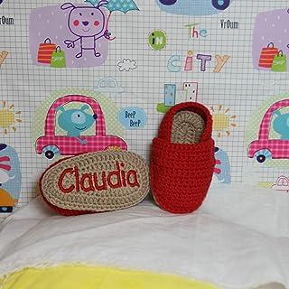 Amazon.es: zapatos bebe con nombre