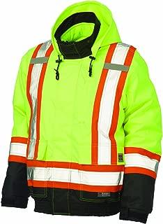 Work King Men's 3-in-1 Hi-Vis Jacket