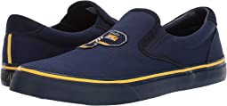 Navy Varsity Canvas
